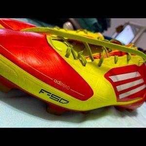 Adidas Mens Rare F50 Adizero Trx Fg